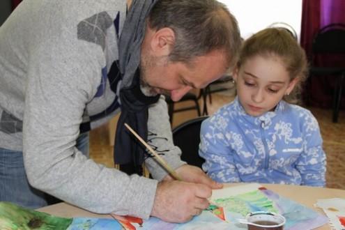 девочка Мастер-класс Сергей Норикович Элоян