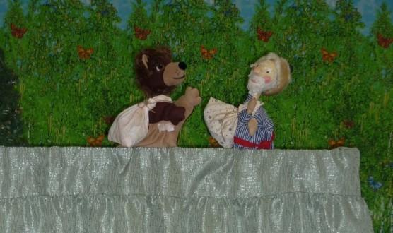 Театр куклы Нерпененок