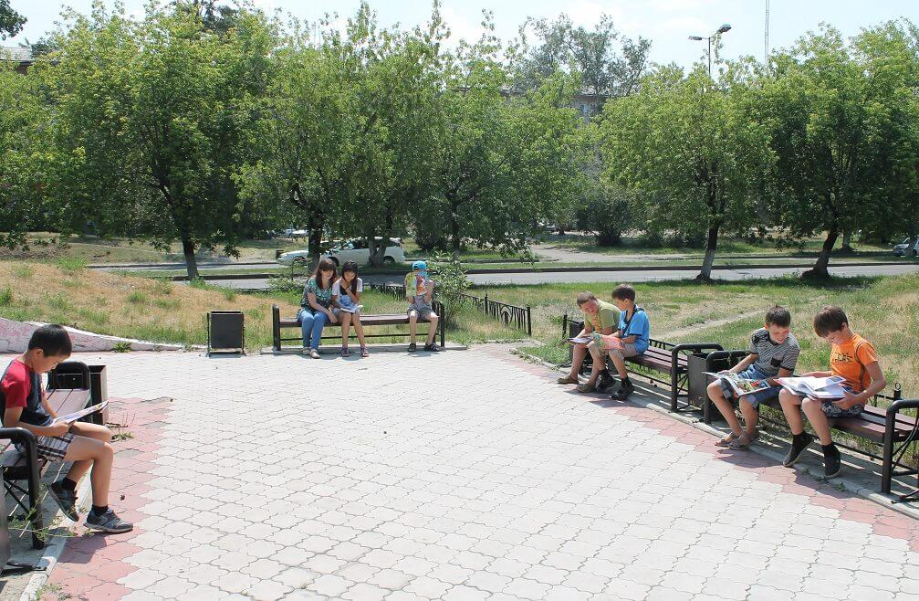 Ангарск читальные залы