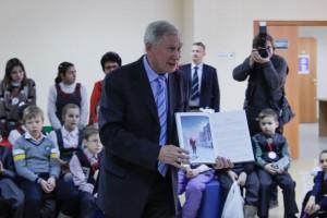 Юрий Баранов поэт писатель дети