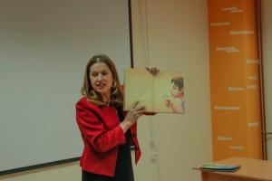 Иркутская поэтесса Мария Артемьева