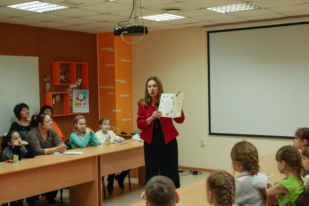 Мария Артемьева поэт писатель дети