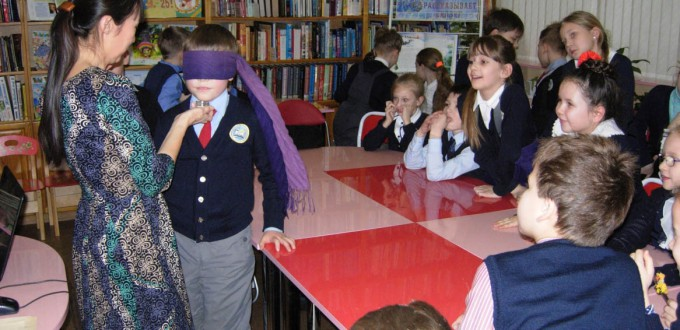 дети занятие мероприятие Смайлик