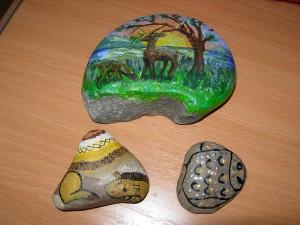 Выставка рукодельных игрушек