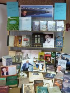 мероприятие по Валентину Распутину книги выставка