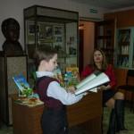 Иркутская Неделя детской книги Мария Артемьева