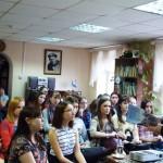Иркутская Неделя детской книги Владимир Скиф