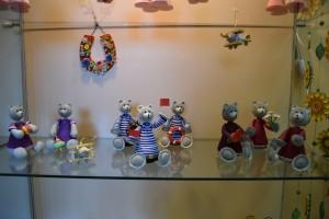Иркутская областная детская библиотека имени Марка Сергеева дети школьники мероприятие выставка квиллинг