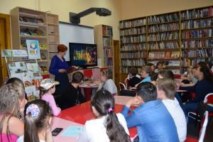 Иркутская областная детская библиотека имени Марка Сергеева Что? Где? Когда?