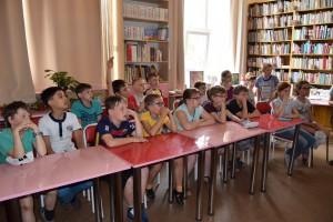 Иркутская областная детская библиотека имени Марка Сергеева дети школьники мероприятие