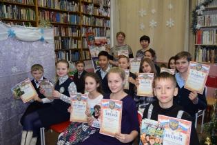 Победители Всероссийкая олимпиада Иркутская областная детская библиотека имени Марка Сергеева