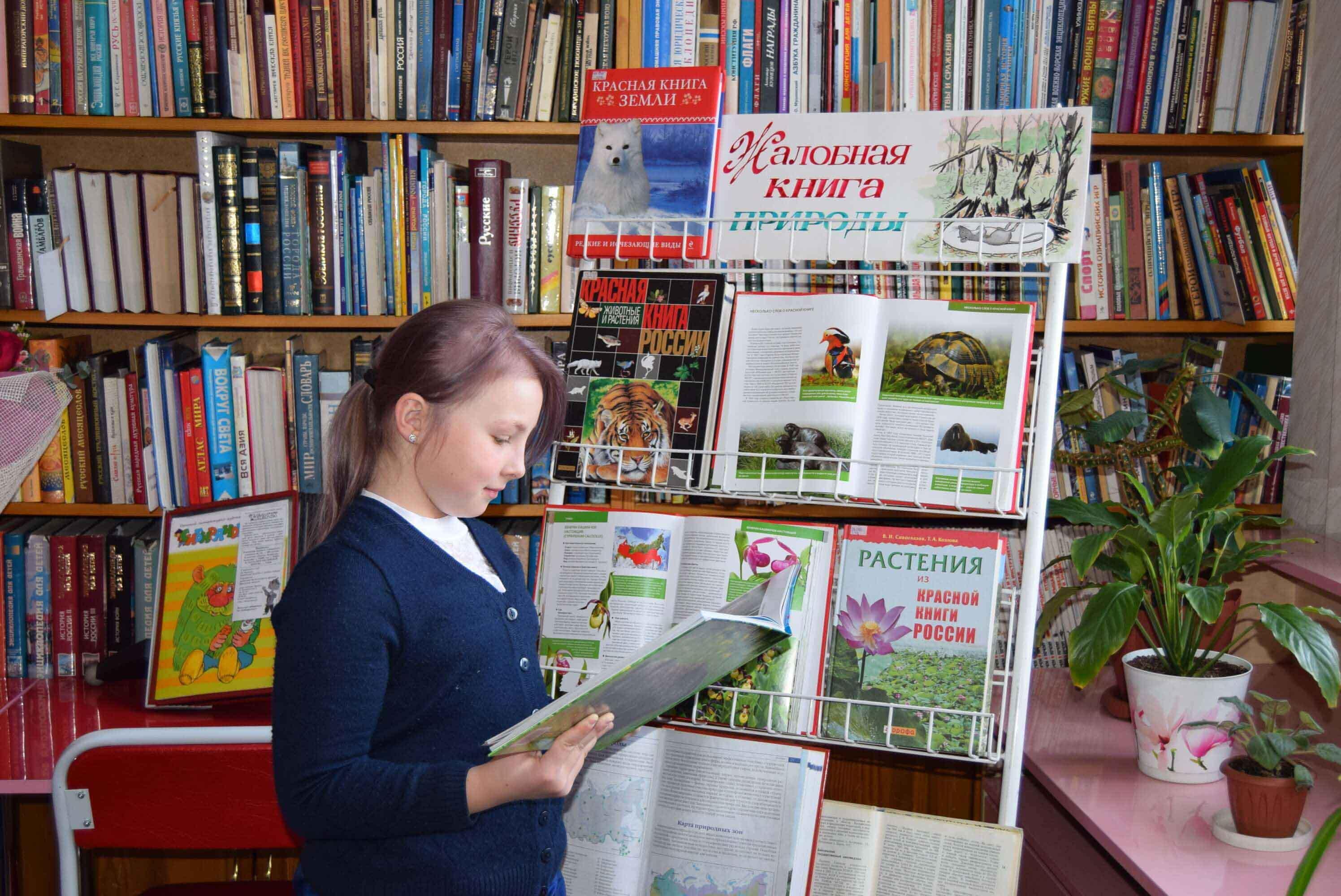 Конкурсы о природе в библиотеке