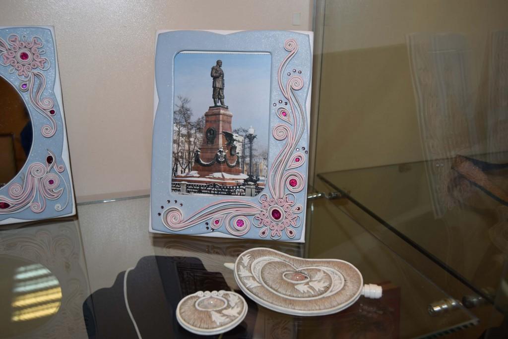 Выставка Иркутская областная детская библиотека имени Марка Сергеева