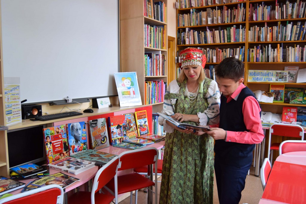 Дети Иркутская областная детская библиотека им. Марка Сергеева