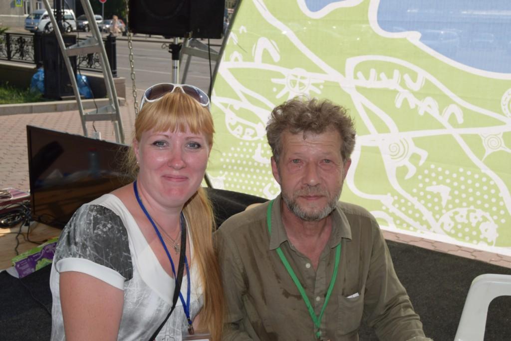 Андрей Усачёв читатели Иркутск Байкал-Тотем