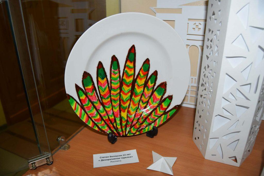 поделки выставка Иркутская областная детская библиотека им. Марка Сергеева