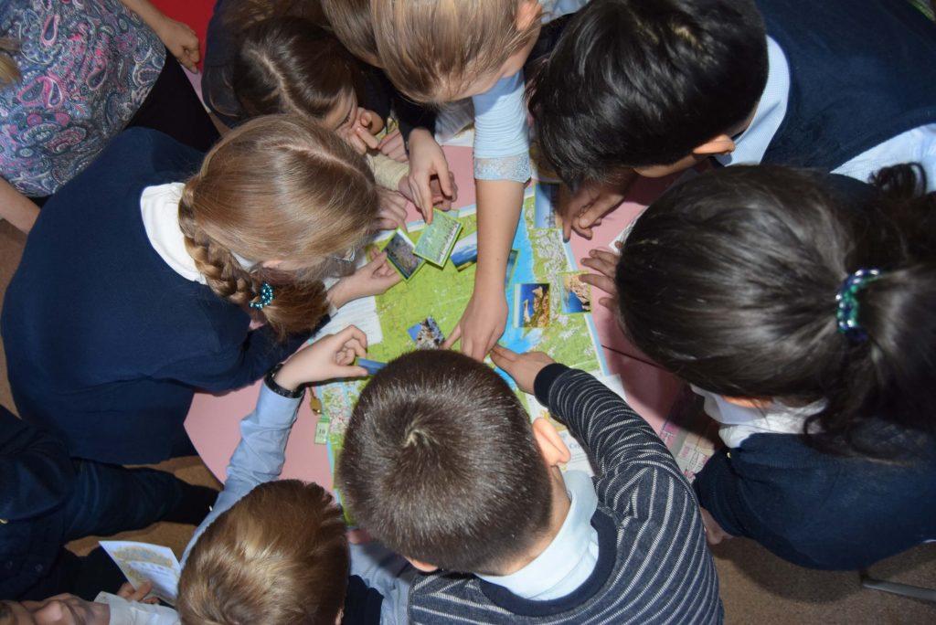Литературная студия Иркутская областная детская библиотека им. Марка Сергеева