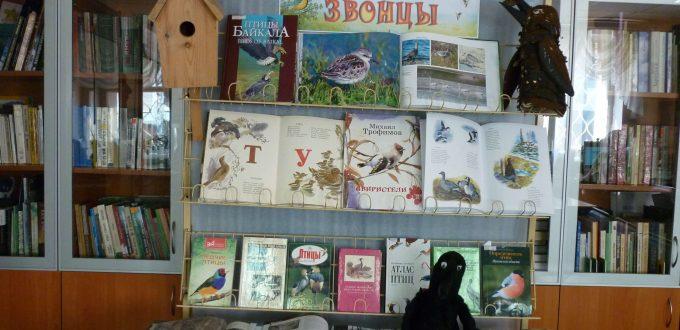 День птиц Иркутская областная детская библиотека им. Марка Сергеева