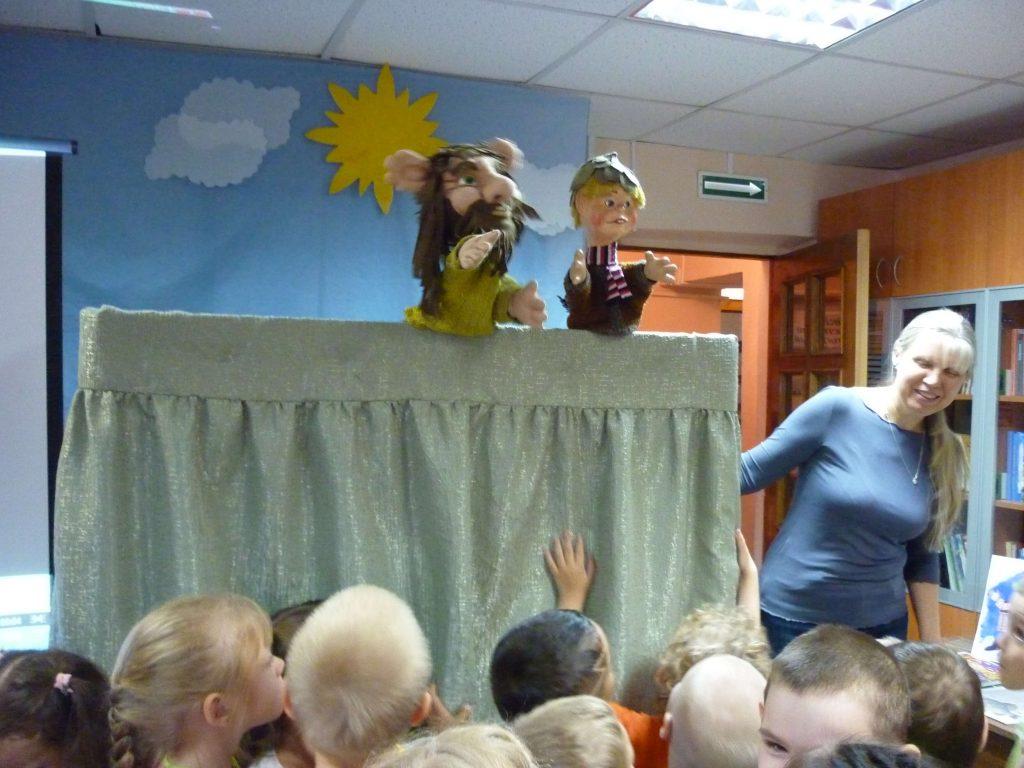 Куклы Дети Читатели Иркутская областная детская библиотека им. Марка Сергеева