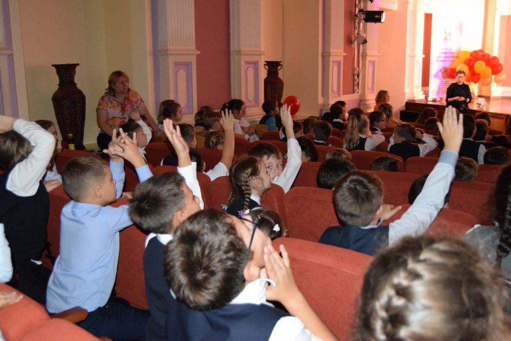 Дети Зал Иркутская областная детская библиотека имени Марка Сергеева 60-летие библиотеки
