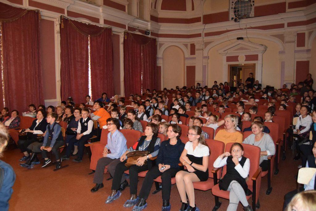 Зал Люди Иркутская областная детская библиотека имени Марка Сергеева 60-летие библиотеки