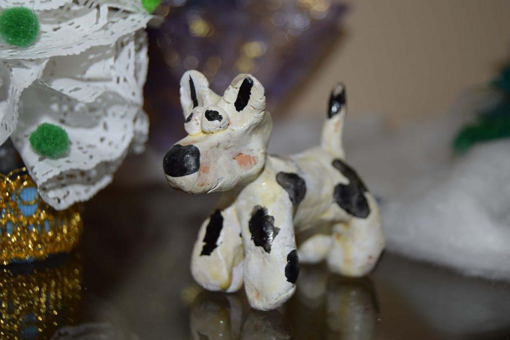 поделка из керамики