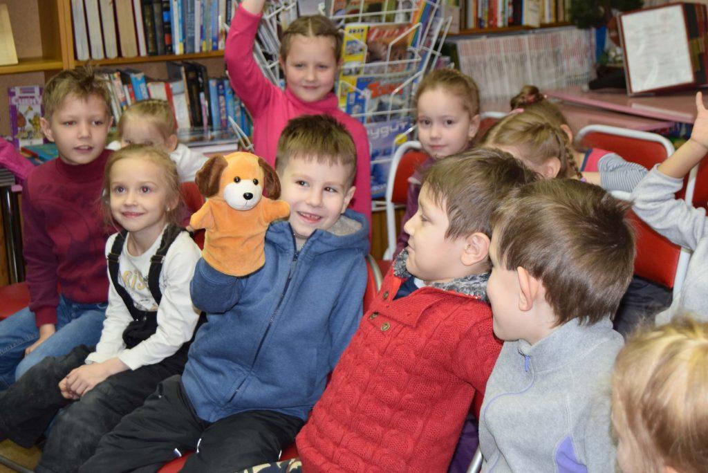 читатели кукл