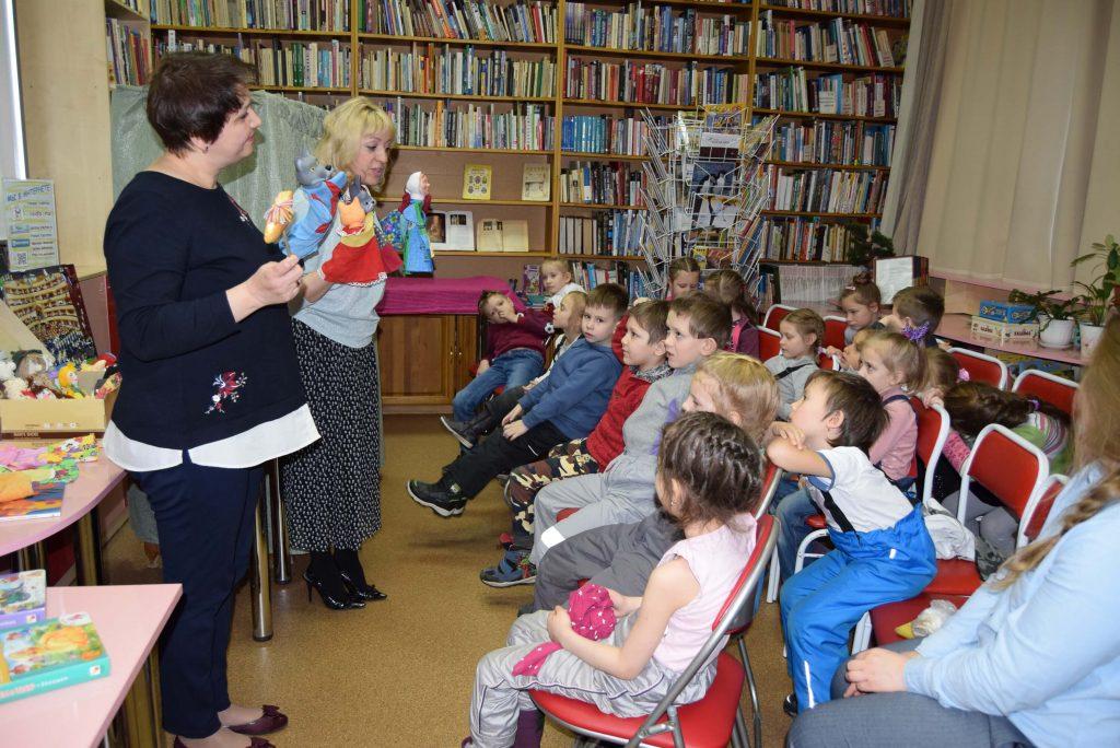 читатели куклы кукловоды
