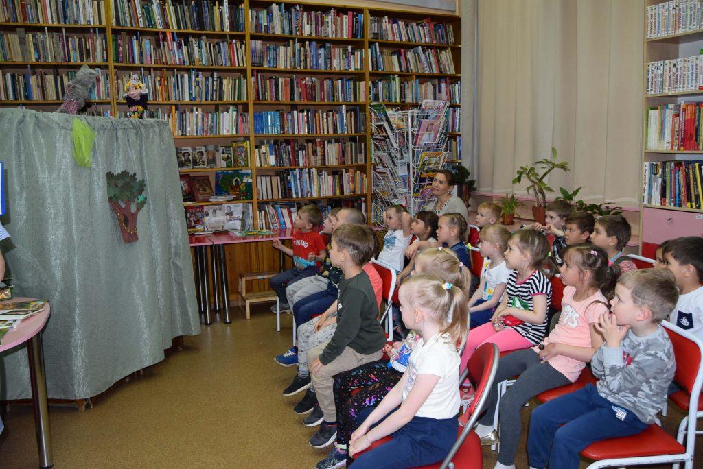 читатели библиотекарь куклы