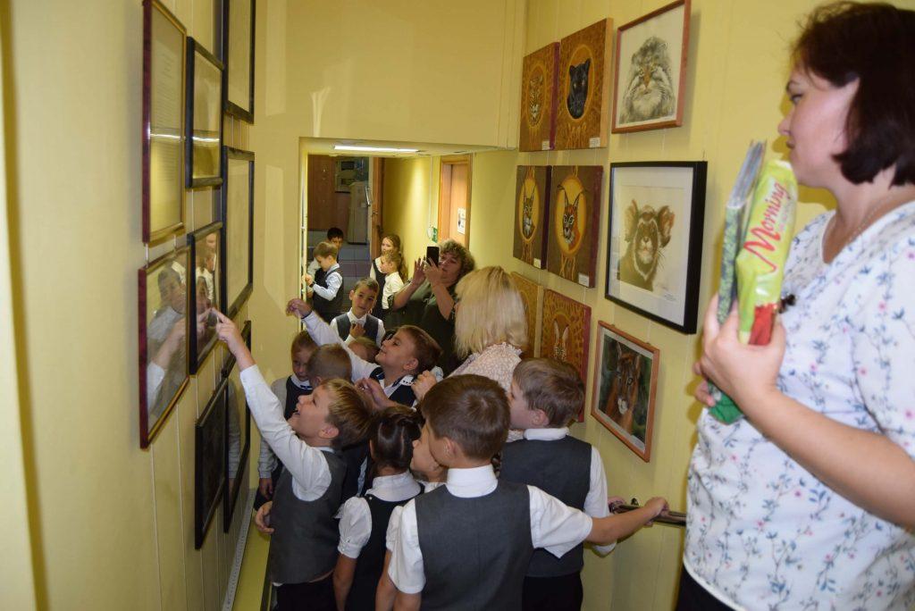 читатели галерея